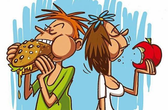 Tous les aliments ingurgités ont besoin d'être contrôlés