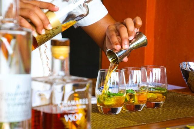 Comment boire un rhum arrangé