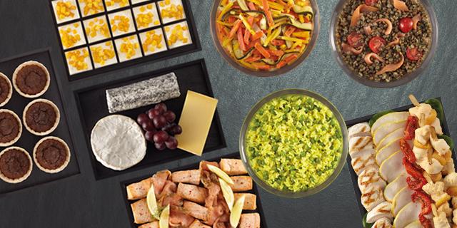 Les avantages du buffet