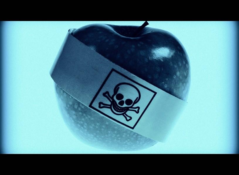 Des pesticides dans nos assiettes