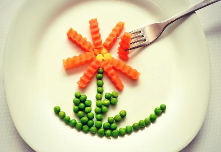 Une bonne santé commence par une bonne alimentation