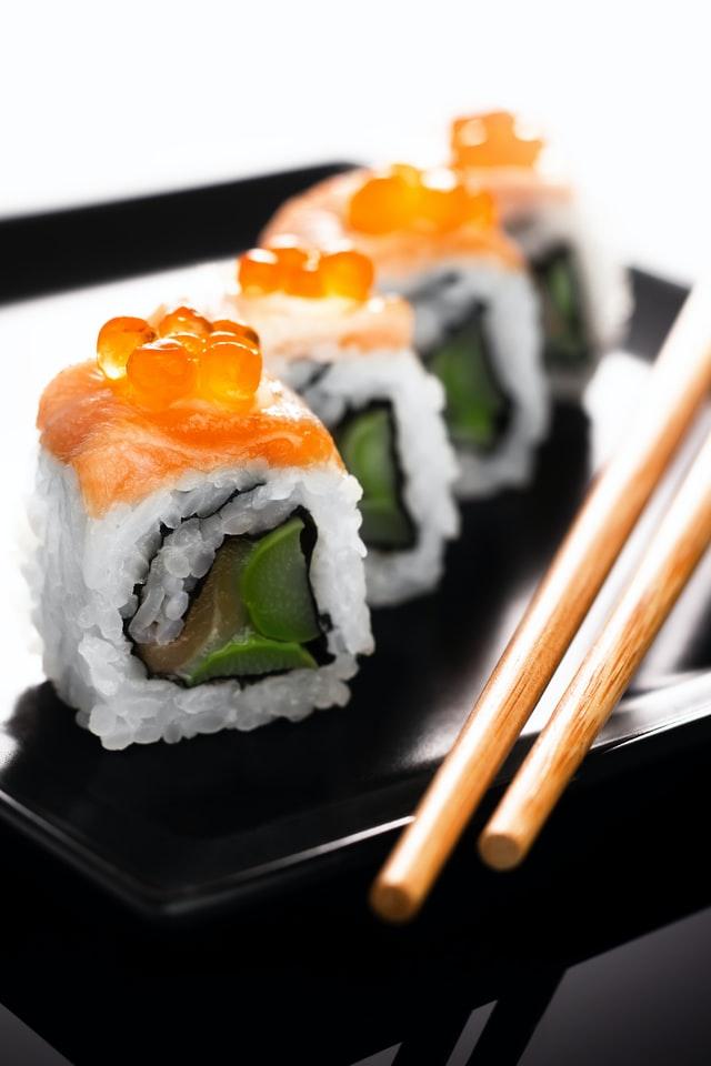 sushi maki poisson