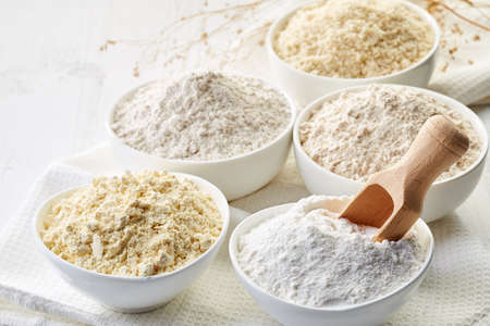 Farine de riz : guide complet sur cette farine sans gluten !